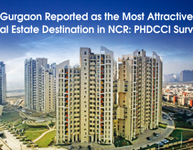 Gurgaon reported as most attractive city for real estate