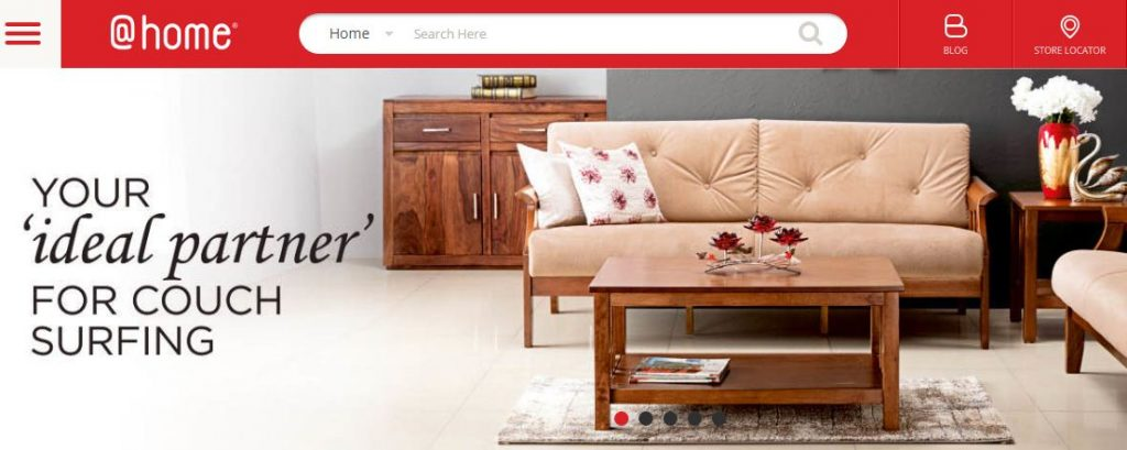 Top Indian home decor brands