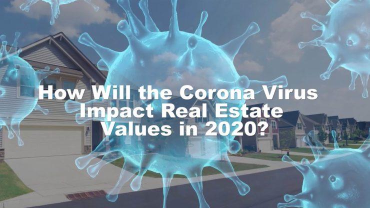 Coronavirus on asian real estate market