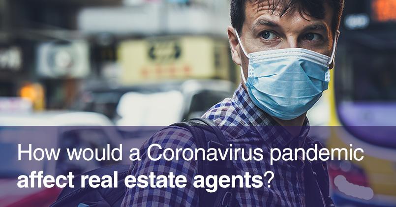 Coronavirus Affect on Asian Real Estate Market