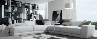 Perfect white sofa