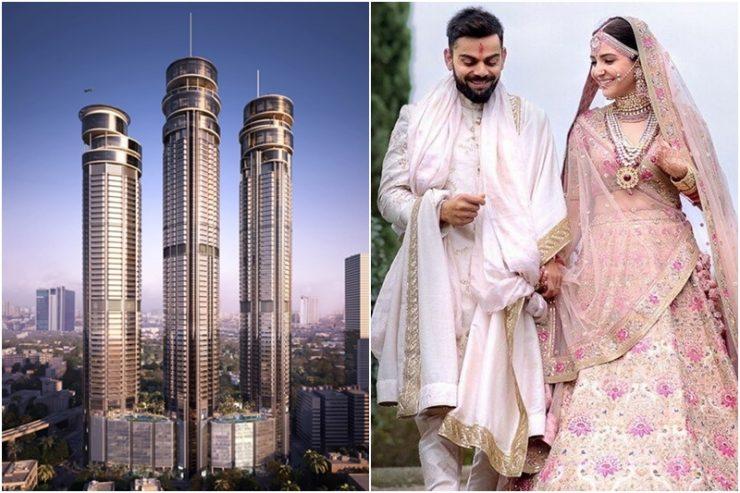 Virat and anushka moving in their mumbai residence