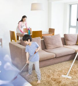 How to clean house during covid 19