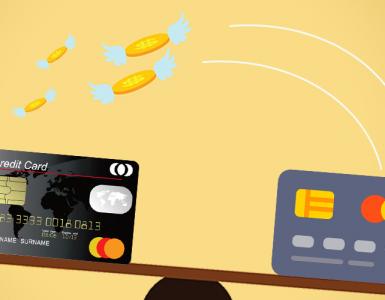 Paying rent through credit card