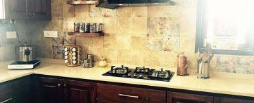 Kitchen design by GJ Studio
