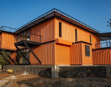 Mumbai container house