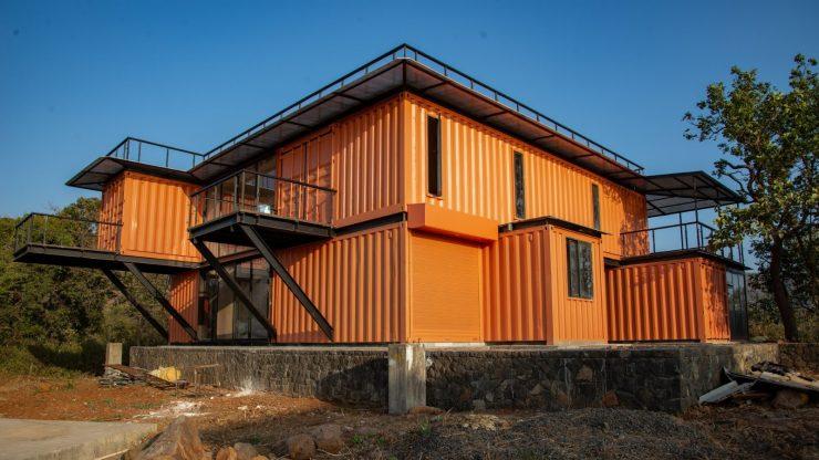 Mumbai container house