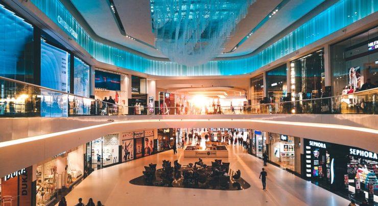 Malls in India