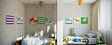 decorate sibling bedroom