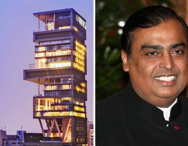 mukesh ambani house