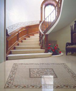 centerpiece floor