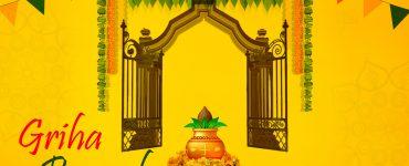 Griah Pravesh according to Vastu Shastra